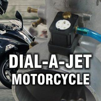 Dial-A-Jet Motorcycle