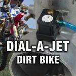 Dial-A-Jet Dirt Bike