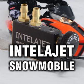 IntelaJet Snowmobile